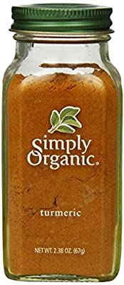 imply Organic Turmeric Root Ground Certified Organic, 2.38-Ounce Container