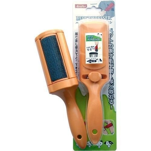 PONML Pet Cat Dog Hair Remover Etiquette Brush easy to clean
