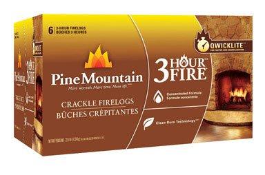 (Pine Mountain Crackle Firelogs)