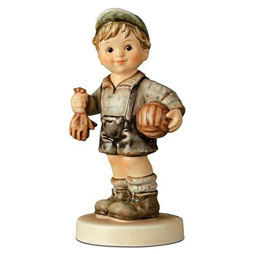 Goebel M I Hummel Brand New Keepsake Figurine Keeper of the Goal