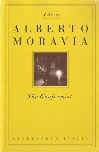 The Conformist by Alberto Moravia (1999-11-01)