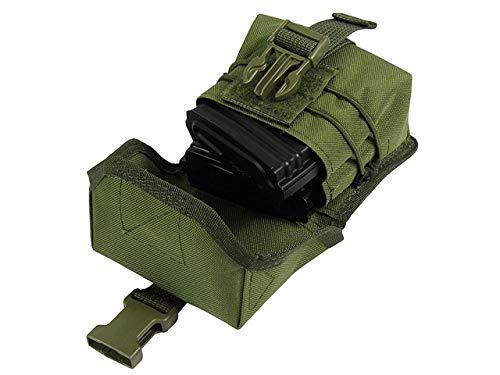 tactuc.world Russian Pouch SVD and SV-98 Dragunov mag Sniper Rifle EMR r Pixel M.O.L.L.E Magazine (Olive OD Green)
