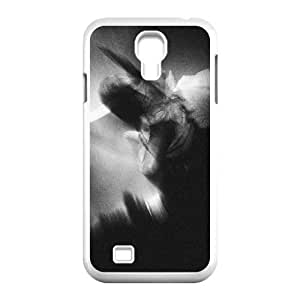 Jumphigh Angel Samsung Galaxy S4 Case Like an Angel, [White]