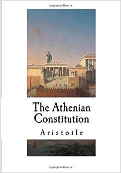 Book The Athenian Constitution: Aristotle