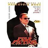 Pulp Fiction Movie (Harvey Keitel, The Wolf) Poster Print
