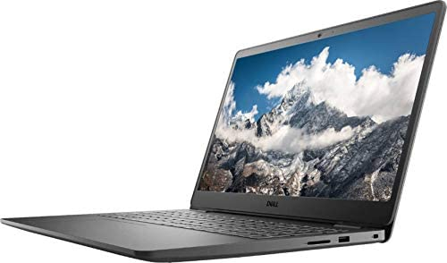 2021 Newest Dell Inspiron 3000 Laptop Computer, 15.6 Inch HD Display, Intel Pentium Processor N5030 (Up to 3.10Ghz), 8GB RAM, 128GB SSD, Webcam, Wi-Fi, HDMI, Windows 10 Home, Black (Latest Model) WeeklyReviewer