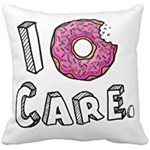Amazon.com: decorative donut pillow
