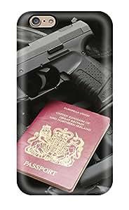 Premium [qJhHTfc1104fCrUN]9mm Passport Case For Iphone 6- Eco-friendly Packaging