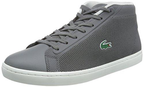 Lacoste Straightset Chukka 316 1 - Zapatillas Hombre Gris - Grau (DK GRY 248)