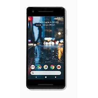 Google GA00139-US Pixel 2 64GB Just Black Verizon Wireless Smartphone