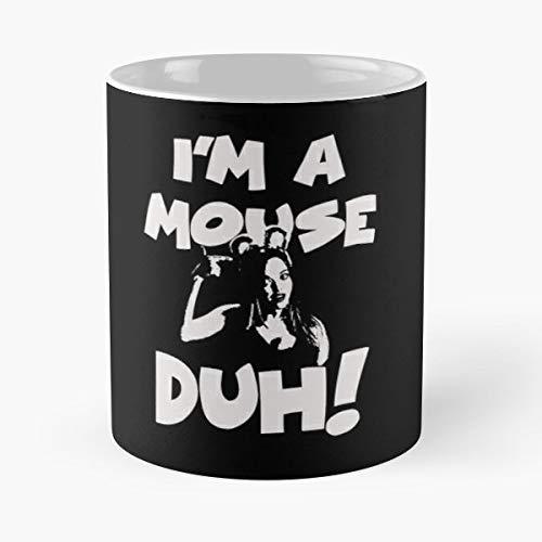 Mean Girls Seyfried Karen - Funny Coffee Mug, Gag Gift Poop Fun Mugs