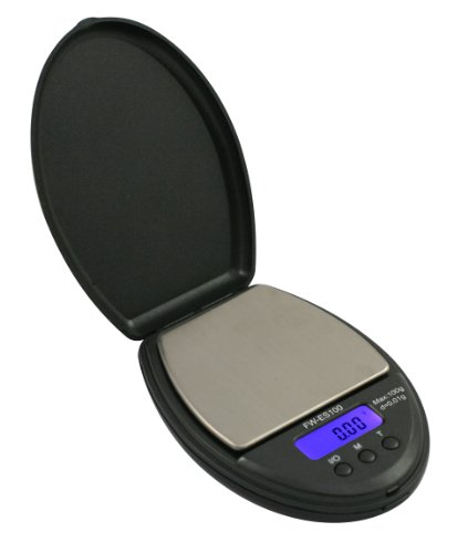American-Weigh-Scales-Fast-Weigh-ES-100-BLK-Black-Digital-Pocket-Scale-100-by-001-G