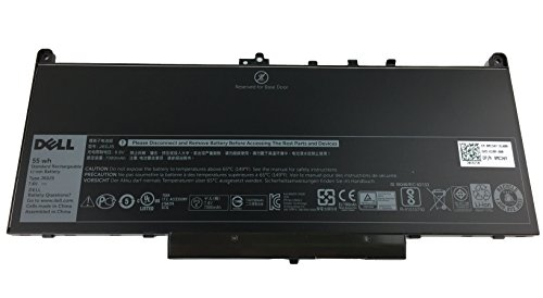Genuine Dell Built-in Battery for Dell Latitude E7270 & E7470 - Type J60J5 7.6V 55Wh