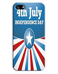 4th July Independence Day Case for your iPhone 5/5S