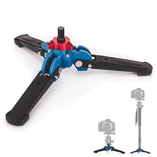 TARION M1 3 Legs Feet DSLR Unipod Monopod Holder Support Sta