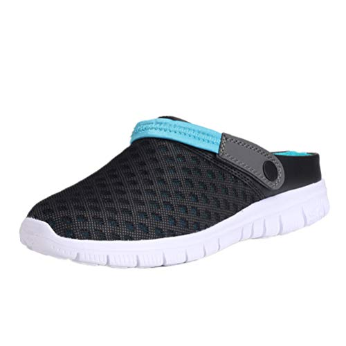 Price comparison product image Garden Clogs Summer Beach Shoes Sandal Slippers For Women Men Wide Width Afterso