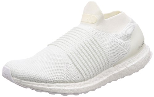 Adidas Mannen Ultra Boost Laceless Loopschoenen Beige (nondye)