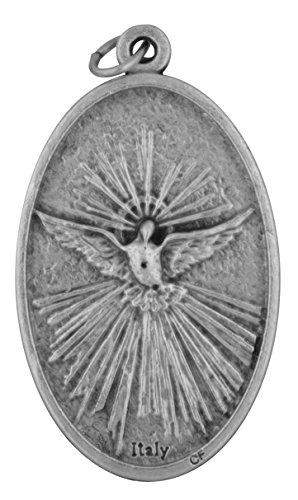 Large Oval Saint Medal, 1.5