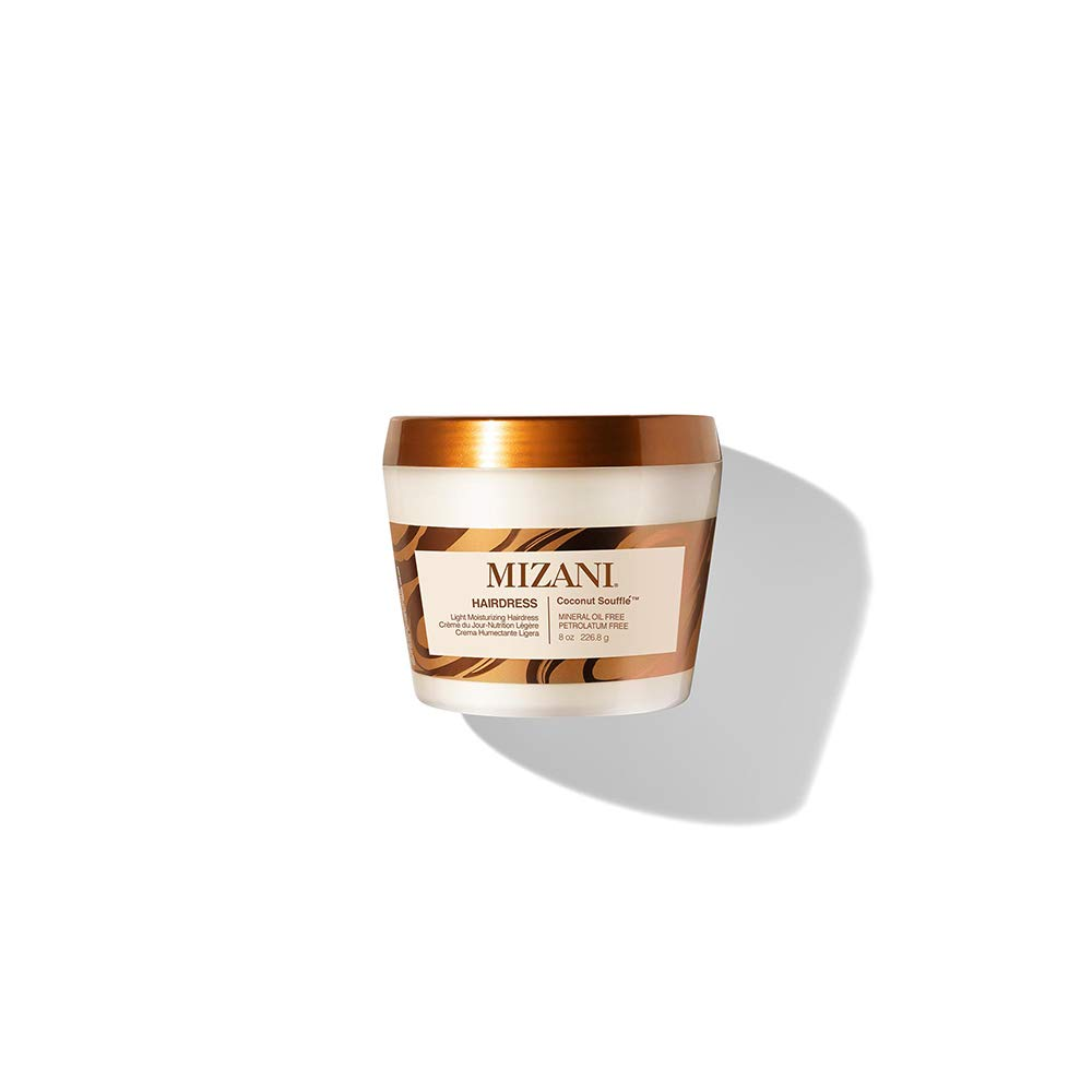 MIZANI Hairdress Coconut Souffle | Conditions & Softens Hair | with Coconut Oil | for All Hair Types | 8 Oz
