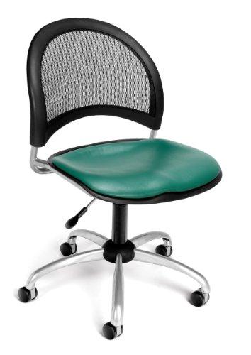 (OFM 336-VAM-602 Moon Swivel Vinyl Chair)