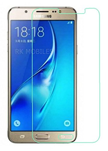 Samsung Galaxy On8 Tempered Glass plus Mobilia USB Data Cable & OTG Cable