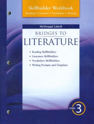 Bridges to Literature: Skillbuilder Workbook, Level 3