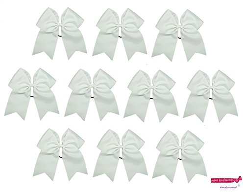 7-jumbo-cheer-bow-big-hair-bows-with-ponytail-holder-large-classic-accessories-for-teens-women-girls