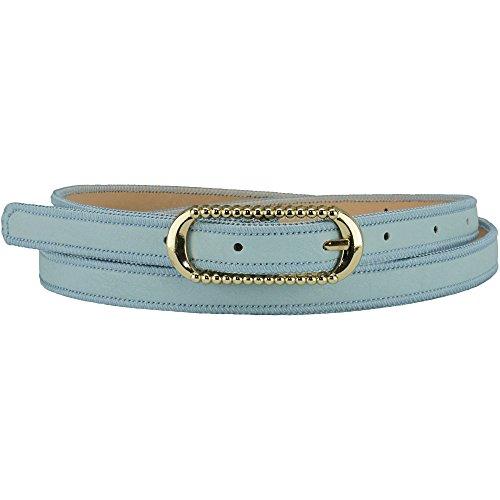 classy-leather-belts-stitched-sidings-aqua-blue
