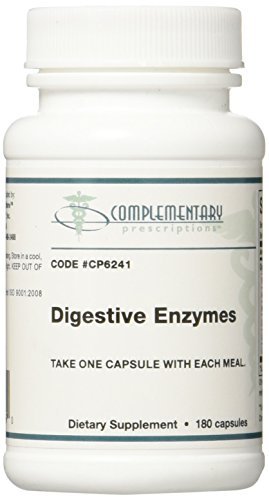Complementary Prescriptions Digestive Enzymes Caps