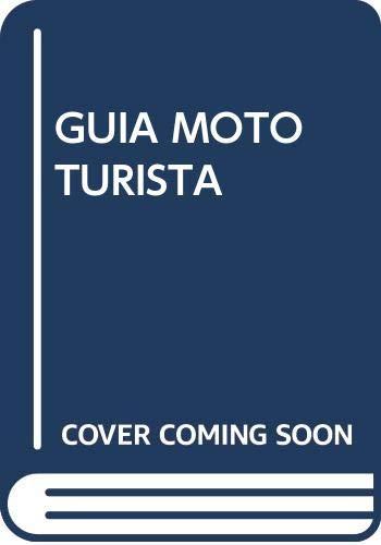 Guia moto turista España 8000km de rutas alternativas para ...