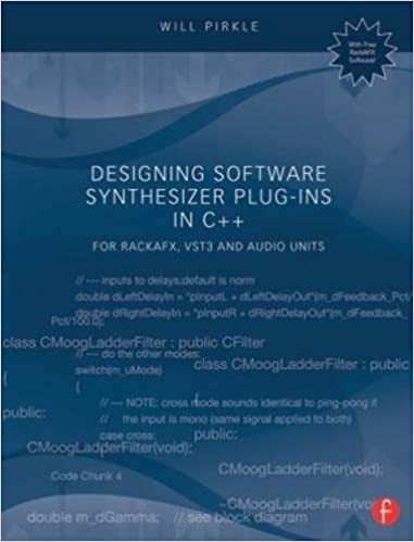 Amazon com: Designing Software Synthesizer Plug-Ins in C++: