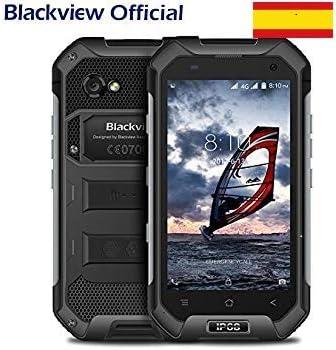 Teléfono Rugerizado, Blackview BV6000s 4G Smartphones Libres, IP68 ...
