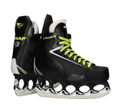 Graf T-Blade V1 carbone Freestyler Patins à glace avec système T Blade  Patin (tblade)