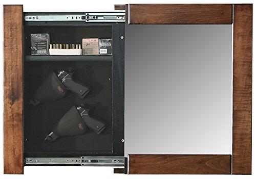 Willa-Hide Picture Frame Hidden Gun Storage - Fruitwood by Willa-Hide