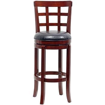 Amazon Com Mochi Furniture Longmont Swivel Stool 29 Inch
