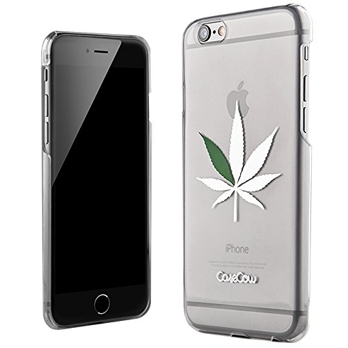 Iphone 6 6s 4 7 Quot 420 Weed Case Casecow Silver
