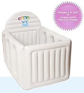 Amazon.com : ABDL Inflatable Crib : Baby