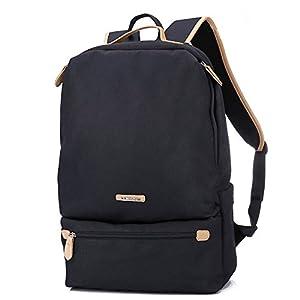 laptop backpack waterproof slim business women. Black Bedroom Furniture Sets. Home Design Ideas