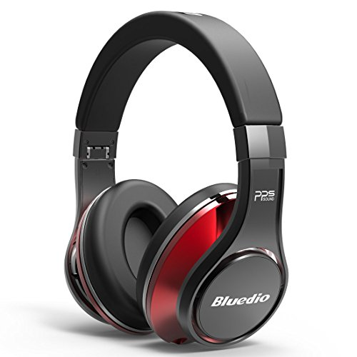 Bluedio U  PPS 8 Drivers High-End Bluetooth headphones Revol