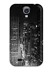 Awesome Attractive Newyork City Flip Case With Fashion Design For Galaxy S4