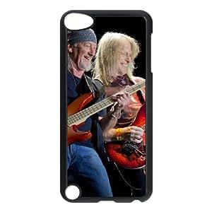 iPod Touch 5 Case Black Deep Purple Nmmu