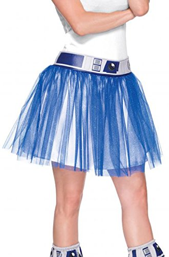 Rubie's Adult Star Wars R2-D2 Costume Tutu Skirt ()