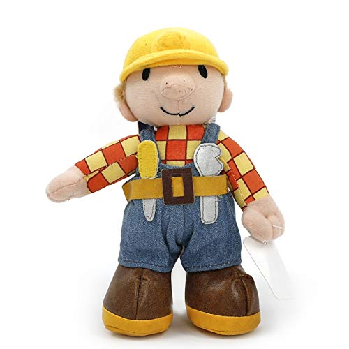 - 20 cm Bob The Builder Soft Toy