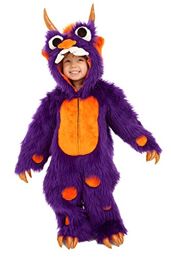 Princess Paradise Moris The Monster Costume, Multicolor, -