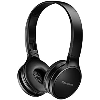 Panasonic RP-HF400B-K Bluetooth On-Ear Headphones Black
