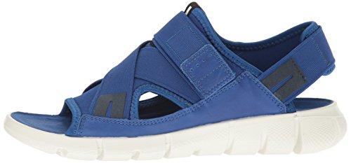 55694mazarine Blue mazarine Donna Intrinsic Blu Con Ecco Sandali Zeppa Blue wq4Yf8B