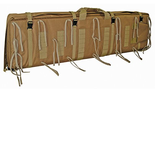 (Galati Deluxe Shooters Mat and Case - Coyote)