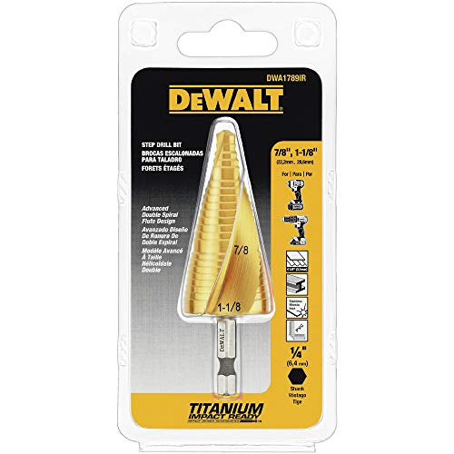 Bestselling Step Drill Bits
