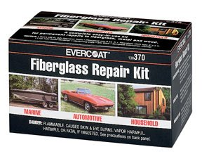 Fibreglass Evercoat 370 Polyester Repair Kit - Quart by Evercoat (Image #1)