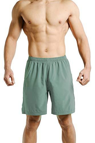 Tough Mode Mens Ultra Lightweight WOD Shorts Fitness Bodybuilding Workout